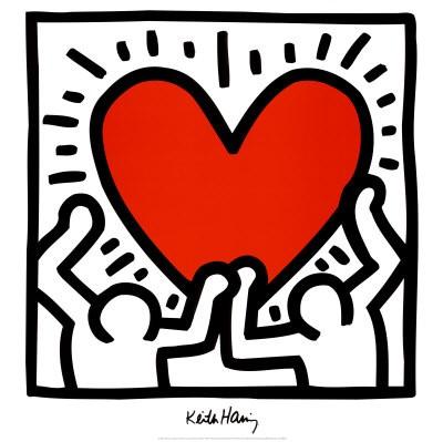 La Pop Art Di Keith Haring Rappresenta La Cultura Della Strada
